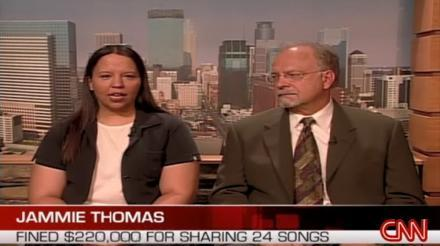 Jammie Thomas to appeal $222,000 RIAA file-sharing suit