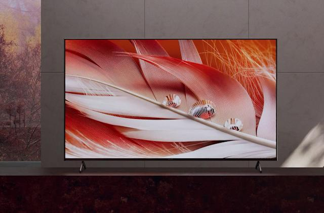 Sony's LED Bravia TVs with 'cognitive intelligence' start at $1,299