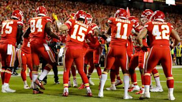 Watch live: Chiefs jump on top of Bengals