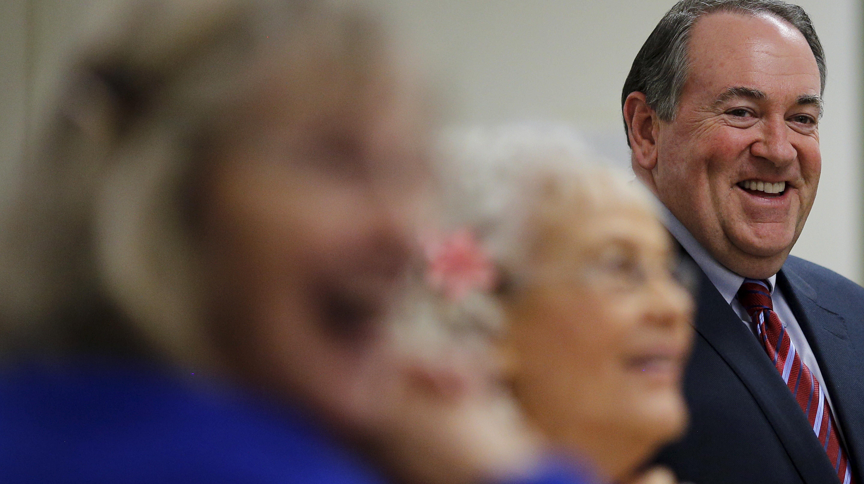 Mike Huckabee Celebrates Firing Of Former FBI Deputy Director By Making Dead Dog Joke