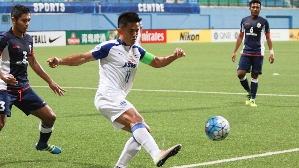 I-League 2017: Shillong Lajong 0-2 Bengaluru FC - Mighty Blues register win against sloppy Lajong