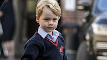 Prince William reveals Prince George's favourite film