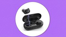 These top-rated wireless earbuds are $45 on Amazon — plus, more can't-miss tech deals of the day