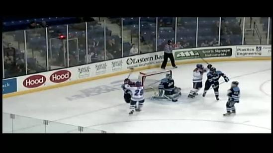 Maine hockey team loses Hockey East playoff opener