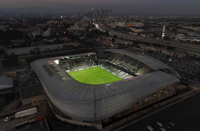 LAFC will offer stadium goers on-field audio via their phones