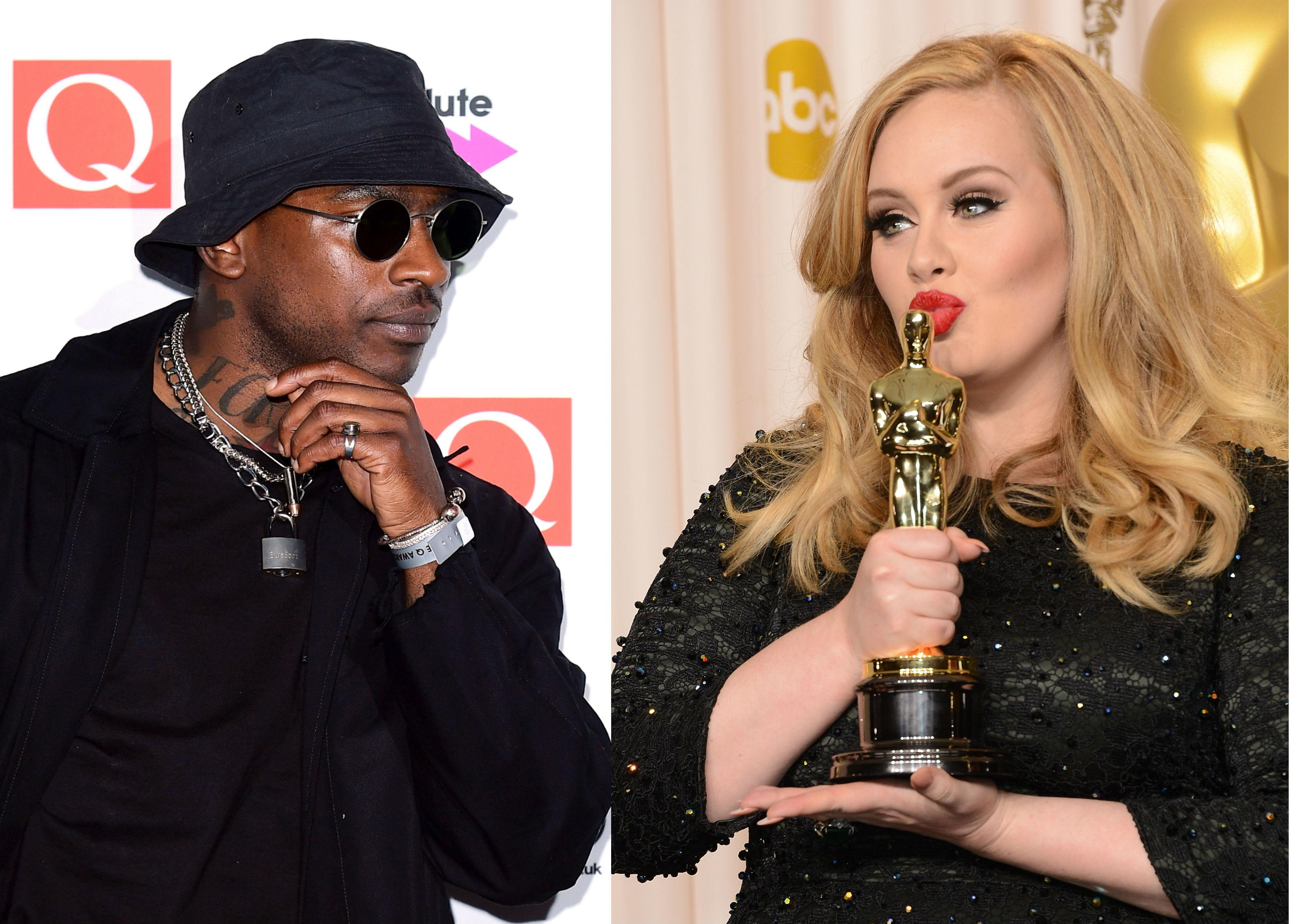 Adele Rumoured To Be Dating Grime Star Skepta