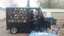 This ice cream truck dispenses only 'metal music and disappointment'