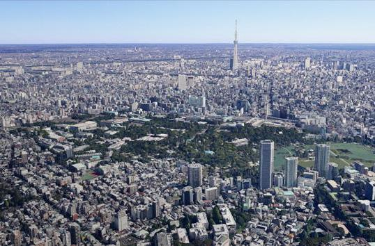 Google rolls out 3D maps for Tokyo and other Japanese urban hubs