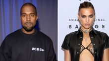 Kanye West and Irina Shayk spark dating rumours in France