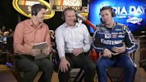 2013 NASCAR Media Day: Carl Edwards