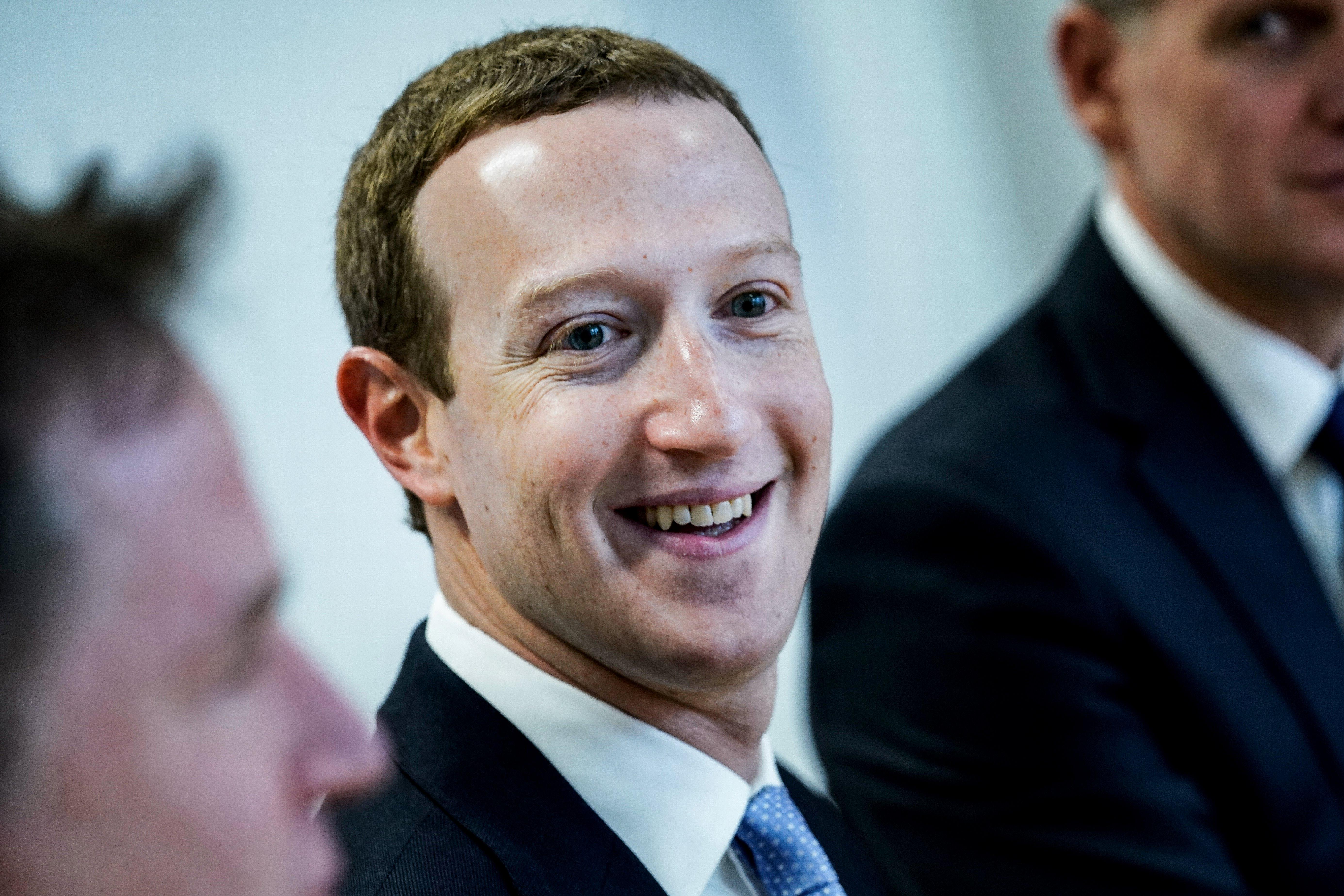 Facebook suggests 'new rules for the internet'