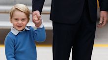 Prince George Revealed the Very Surprising Nickname He Has for Himself