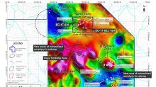 Almadex Cuts 70.45 Meters of 2.32 G/T Gold and 0.59% Copper (3.13 g/t AuEq(1) or 2.28% CuEq(1)) and 40.45 Meters of 1.38 G/T Gold and 0.43% Copper, Both Within 431.90 Meters of 0.86 G/T Gold and 0.27% Copper in Hole EC-17-026 at the Norte Zone, El Cobre