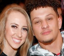 Patrick Mahomes' fiancée reveals when they'll marry 1 week after welcoming daughter