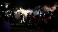 Wisconsin unrest flares for third night following police shooting of Jacob Blake as his mother appeals for calm