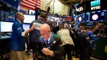 US futures pause ahead of Goldman Sachs, J&J, Charles Schwab earnings