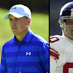 Under Armour gambled on Jordan Spieth when he was 19 after he met with a former NFL long-snapper