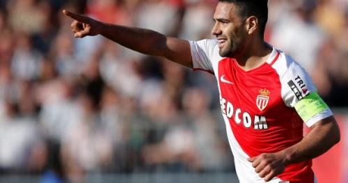 Foot - Transfert - Radamel Falcao (Monaco) n'exclut pas un transfert en Chine