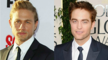 Charlie Hunnam Says It Wasn't Easy Making Friends With Robert Pattinson While Working on Movie Together