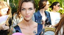 Ruby Rose hits back at shamers who say she's 'too thin'