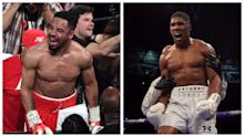 Nothing's off the table - Ward confident he could beat Joshua