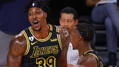 Dwight Howard's new role: Foul, bully, annoy Jokic