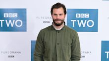 Jamie Dornan reveals musical secret of his workout routine