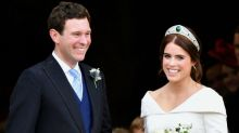 The surprising way Eugenie and Jack spent the night before honeymoon
