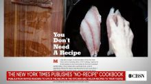 """New York Times releases """"no-recipe"""" cookbook"""