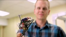 High-jumping robot could aid in earthquakes, building collapses