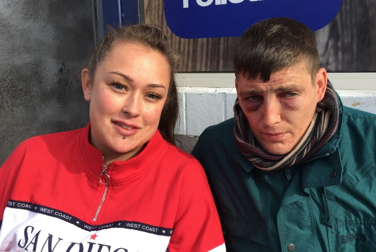 Kind-hearted strangers raise more than £1,000 to help ...