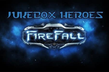 Jukebox Heroes: Firefall's soundtrack