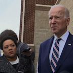 Biden in South Carolina, hopes for key endorsement