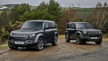 LAND ROVER推出Defender V8車型,最大馬力518匹、時速0到100加速5.2秒