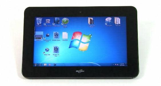 Motion Computing announces CL910 tablet for enterprise, promises Windows 8 upgrades