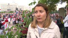 Lukaschenko zeigt sich während Massenprotesten mit Kalaschnikow