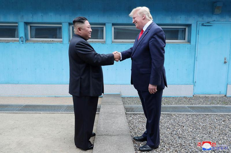 N. Korea's Kim Jong-un and Trump have 'special' relationship, says KCNA