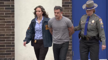 Connecticut man accused of killing wife found unresponsive