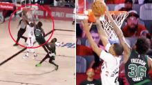 'Holy hell': NBA world stunned by 'insane' Playoffs moment