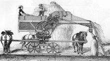 La revuelta campesina del siglo XIX contra la llegada de las máquinas trilladoras