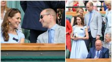Touching detail in Kate Middleton and Prince William's Wimbledon appearance