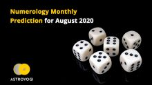Numerology Monthly Predictions for August 2020