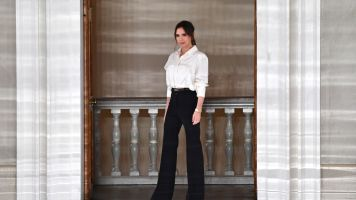Victoria Beckham's WFH look isn't what you'd expect