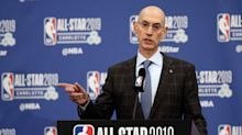 NBA commissioner Adam Silver doesn't think tampering has gotten worse it recent years
