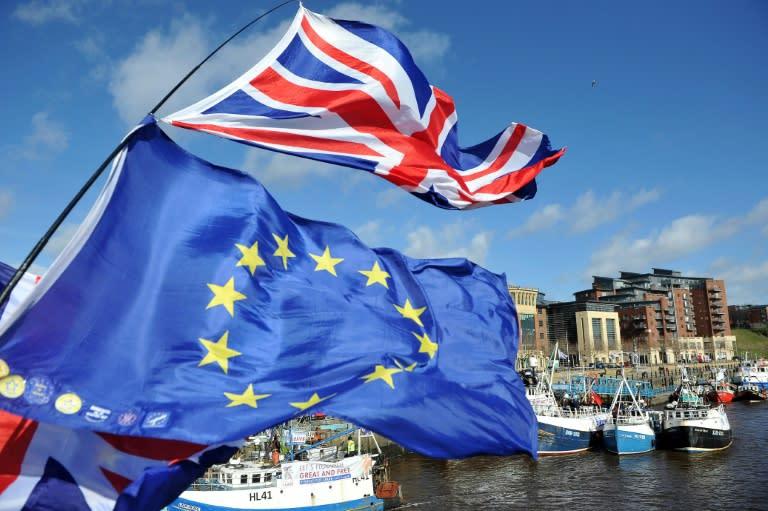 Johnson's claim about European Union blockade 'simply not true' - Ireland