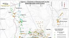 RETRANSMISSION: Goldsource Adds Third Drill at Eagle Mountain, Expands No. 1 Hill Zone