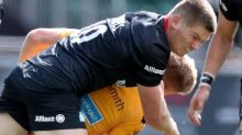 Owen Farrell sets tone but an England captain also needs a clear head