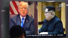 South Korean stocks ETF tumbles after Trump cancels meeting with North Korea's Kim Jong Un