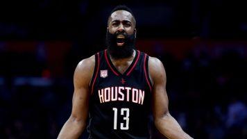 NBA, Harden brilla davanti a Leonard