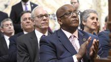 Baltimore mayor: Columbus statue vandals will face justice